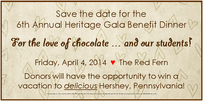 Gala Save the Date 2014