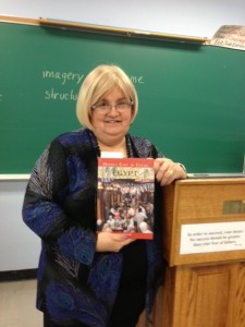 ECCSS Teacher Contributes to Published Reference Book