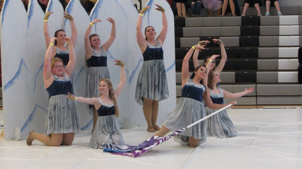 Indoor ensemble to perform at Chapter Championships on April 25