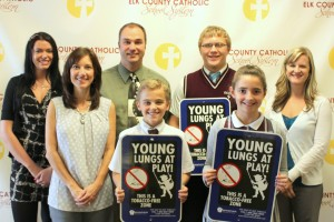 ECCSS approved for Young Lungs at Play program