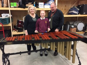 Band program receives grant from Spunky Norwegian Foundation