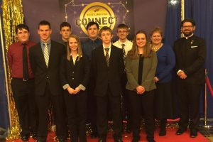 FBLA students participate in state conference