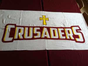Crusader gear for sale!