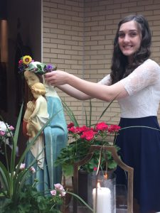 ECCHS holds May Crowning ceremony