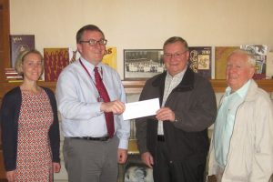 ECCSS receives grant from the Palumbo Charitable Trust