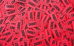 Another message from the PTO regarding raffle tickets: PLEASE return!