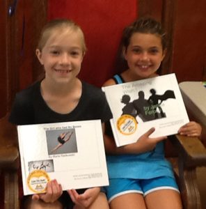 """Authors in Action"" Summer Camp concludes with book launch party"