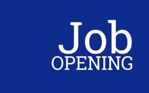 Job Opening at ECCSS: Cafeteria Assistant