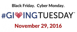 Giving Tuesday is today! Please support ECCSS!