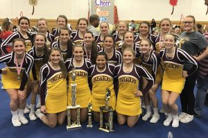 Competition Spirit Squad performs well at recent competitions