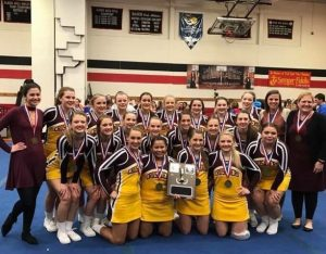 Competitive Spirit Cheer Squad defends D9 title