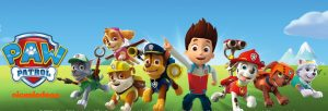 PAW Patrol Breakfast and Meet and Greet – Saturday, February 18