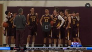 Video: Crusader basketball featured in WTAJ sports clip
