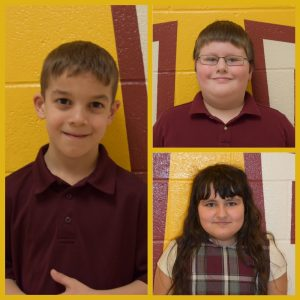 """Check out this week's """"Dreaming Big"""" kids!"""