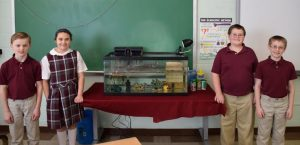 "SMCES students enjoy ""new additions"" to science lab"