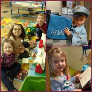"St. Boniface Preschool presents ""Think About It Thursdays"""