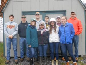 High school Outdoor Club helps in preparing for the start of fishing season