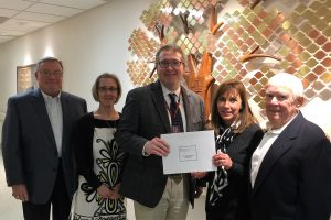 ECCSS receives support from Palumbo Charitable Trust for tuition assistance