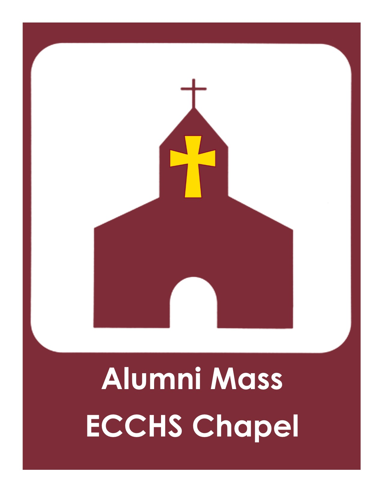 Alumni Mass-postponed till further notice @ ECCHS Chapel