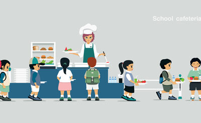 SMCES Cafeteria Job Opening