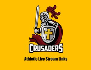 Crusader Athletic Events for 2/26-2/27/21