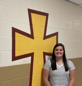 ECCSS Welcomes Ms. Cassidy Cunningham!