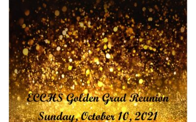 RSVP for the Golden Grad Reunion is 9/27/21