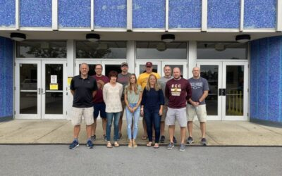 Welcome New Athletic Association Members!